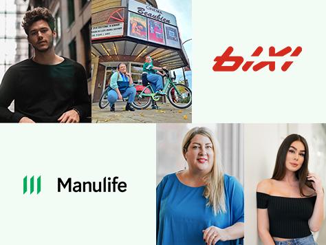 Manulife & Bixi