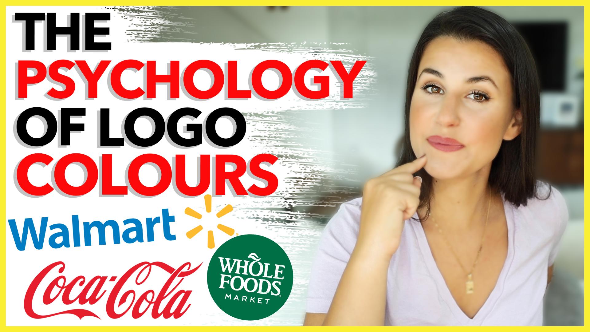 PSYCHOLOGY OF LOGO COLOURS