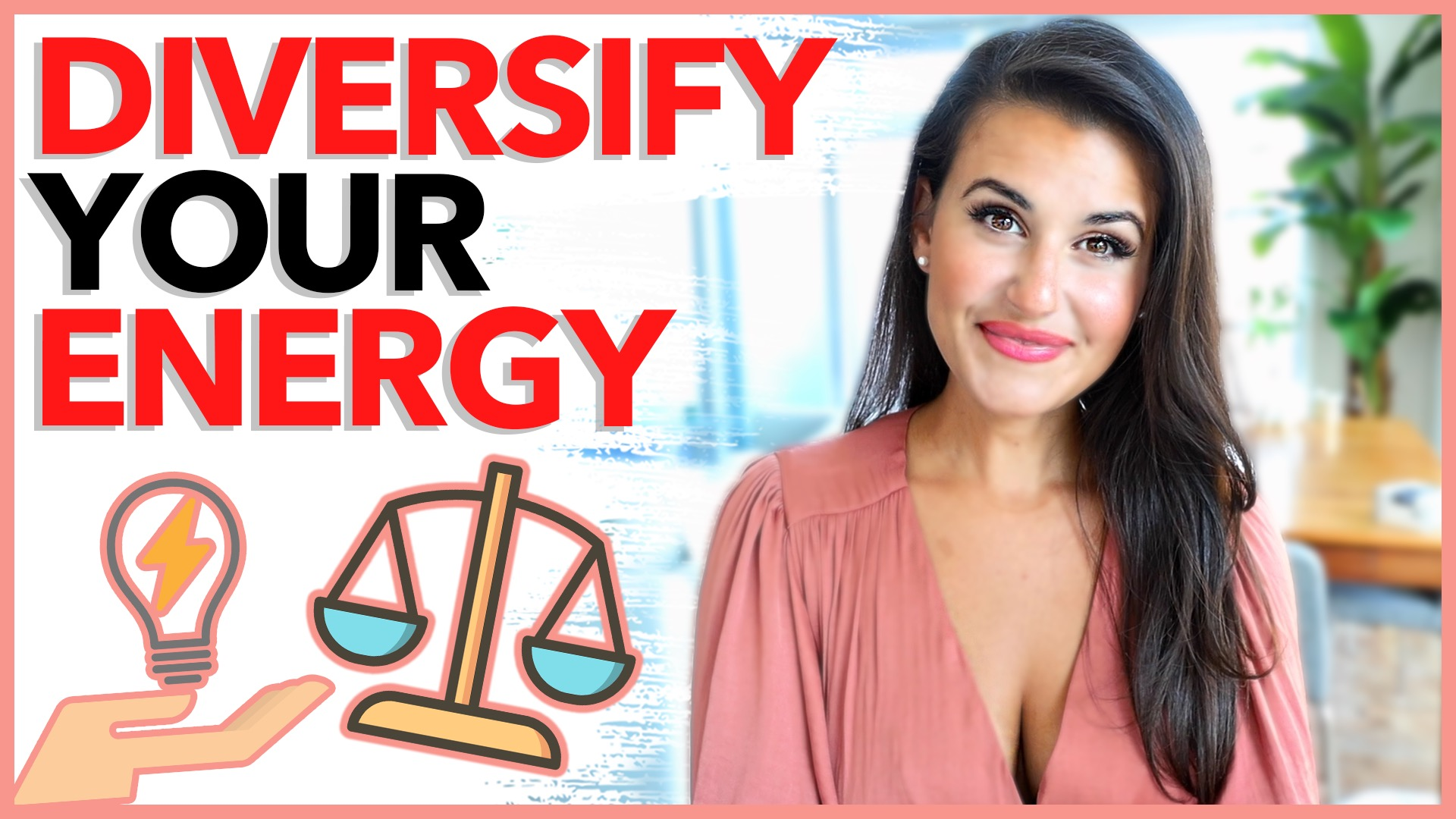 DIVERSIFY YOUR ENERGY!?