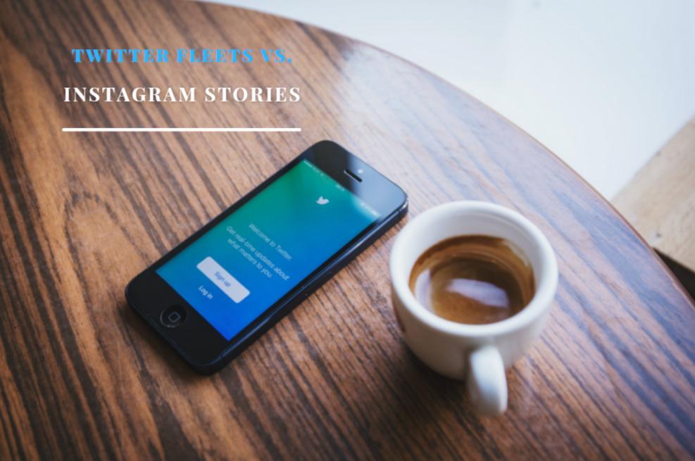 Twitter Fleets Vs. Instagram Stories